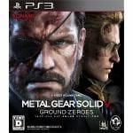 コナミ 【PS3】メタルギア ソリッド V グラウンド・ゼロズ VT072-J1