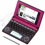 カシオ カシオ 電子辞書 「エクスワード」(高校生向けモデル、140コンテンツ搭載) XD-D4800MP(マゼンタピンク) XDD4800MP