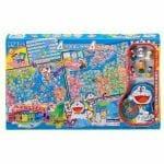 エポック社どこでもドラえもん 日本旅行ゲーム4