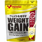 Kentai(ケンタイ) ウェイトゲインアドバンス バナナラテ風味 3kg 【栄養補助】
