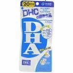 DHC DHA 20日分 (EPA) 80粒 約20日分 【健康補助】