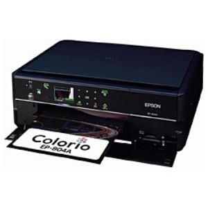 EPSON 複合機  Colorio EP-804A