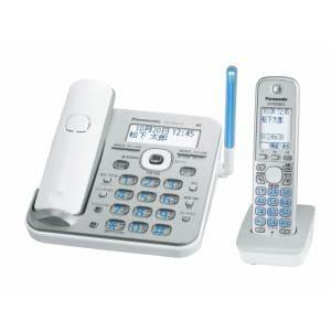 Panasonic 電話機 RU・RU・RU VE-GD51DL-S
