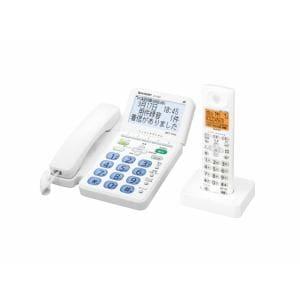 【クリックでお店のこの商品のページへ】SHARP デジタルコードレス電話機 JD-G60CL ホワイト系 JD-G60CL