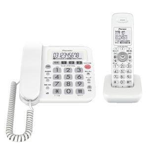 【クリックでお店のこの商品のページへ】PIONEER 電話機 TF-SA10S-W
