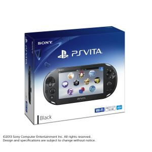 SONY PlayStation Vita Wi-Fiモデル ブラック PCH-2000ZA11
