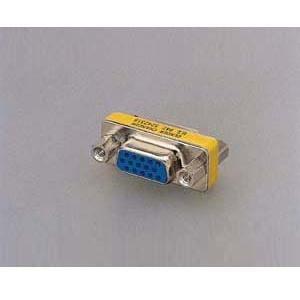 エレコム 超小型アダプタ AD-HD15F