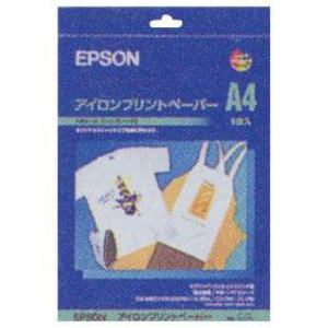 エプソン MJTRSP1 【純正】アイロンプリントペーパー(A4サイズ・5枚)