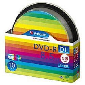 三菱ケミカルメディア DHR85HP10SV1 DVDメディア