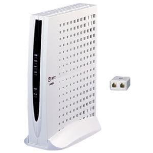 【クリックで詳細表示】東日本電信電話(NTT東日本) ADSLモデムーMS5 ADSLモデムMS5