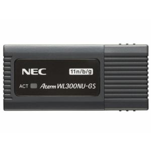 NEC ルーター子機 PAWL300NUGS