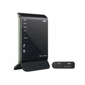 NEC 無線LANルータ(USB子機セット) Aterm PA-WG1400HPU