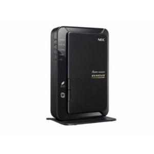 NEC 無線LANルータ PA-WG600HP
