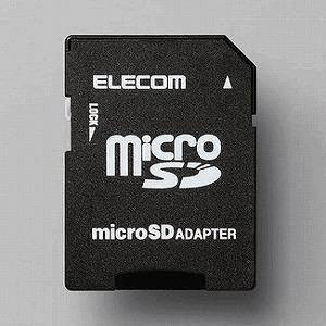 エレコム MINISD>SD ADP MFADSD002