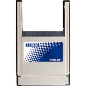 IOデータ PCカードアダプタ PCCCF