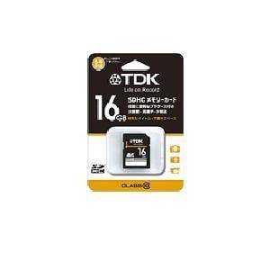 TDK SDHC16GBCLASS10 TSDHC16GB10