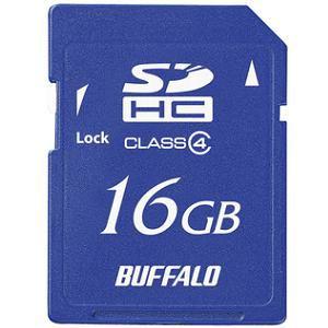 BUFFALO SDカード RSDCS16GC4B