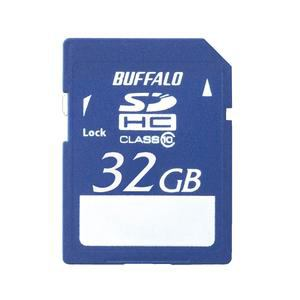 BUFFALO SDカード RSDC32GC10B