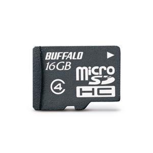 BUFFALO SDカード RMSDBS16GB