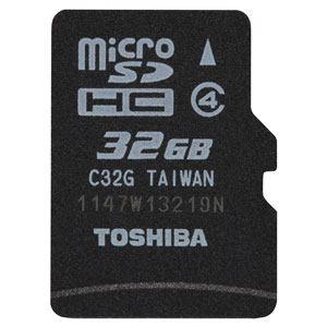 TOSHIBA microSDカード SDMK032G