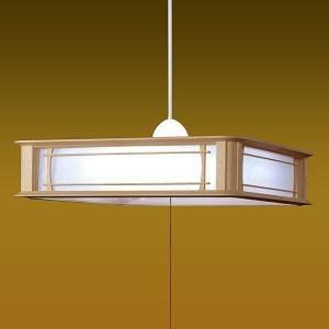 【クリックでお店のこの商品のページへ】タキズミ LED和風ペンダントライト TV89001