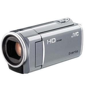 JVC ビデオカメラ Everio GZ-HM438(S)