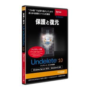 相栄電器 Undelete 10J Server アップグレード