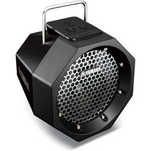 YAMAHA Bluetooth対応ワイヤレススピーカーシステム(ブラック) PDX11-B