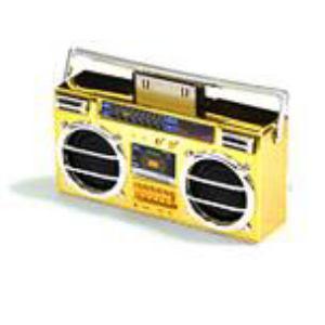 iPodスピーカー BB5009MGD