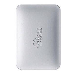 【クリックで詳細表示】スマイルワールド GEAR 4000mAhアルミボディーモバイルバッテリー MS15SV