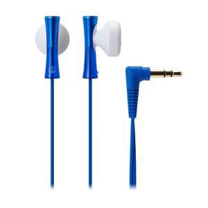 Audio-Technica インナーイヤーヘッドホン ATH-J100BL