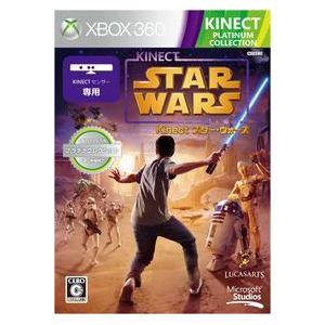 【クリックで詳細表示】マイクロソフト 【Xbox360】Kinect スター・ウォーズ プラチナコレクション TED-00032
