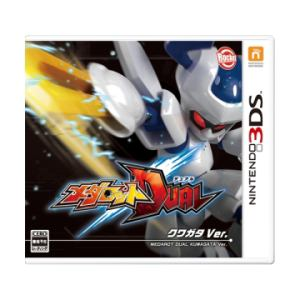 ロケットカンパニー メダロットDUAL クワガタVer. 3DS CTR-P-AQAJ