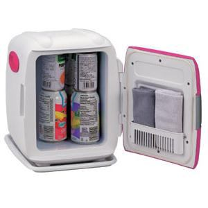ツインバード 電子冷温BOX HR-D206P