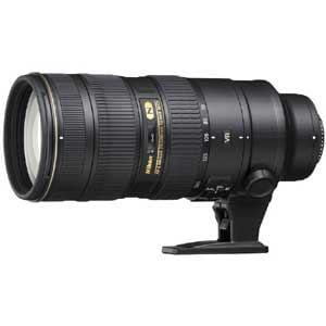 Nikon レンズ AFSVR70-200ED2
