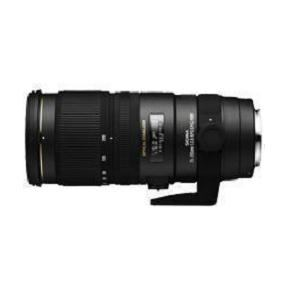 【クリックで詳細表示】シグマ 交換レンズ 70-200/2.8EX DG O