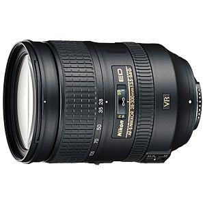Nikon レンズ AFSVRED28-300G