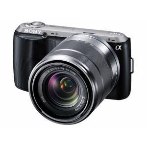 SONY デジタル一眼カメラ αシリーズ NEX-C3K(B)