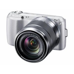SONY デジタル一眼カメラ αシリーズ NEX-C3K(S)