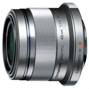 OLYMPUS 交換レンズ EZM45/F1.8