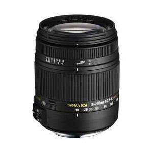 【クリックでお店のこの商品のページへ】シグマ 交換用レンズ 18-250mm F3.5-6.3 DC MACRO HSM ソニー用 AF18-250MMF3.5-6.3DMOH