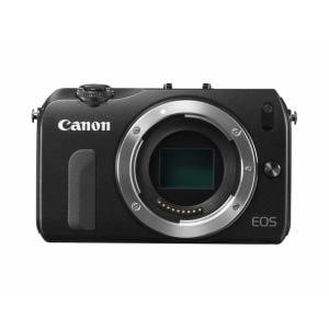 Canon デジタル一眼ノンレフレックスAF・AEカメラ EOS M EOS M BODYBK