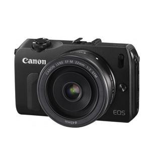 Canon デジタル一眼ノンレフレックスAF・AEカメラ EOS M EOS M EF-M22 STMレンズキッドBK
