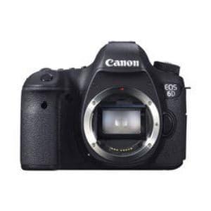 【クリックで詳細表示】Canon デジタル一眼カメラ EOS 6D
