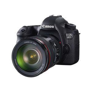 Canon デジタル一眼カメラ EOS 6D EF24-105L IS USM レンズキット
