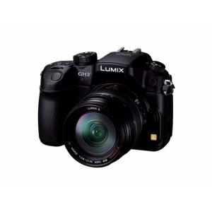 パナソニック デジタル一眼カメラ LUMIX DMC-GH3A-K