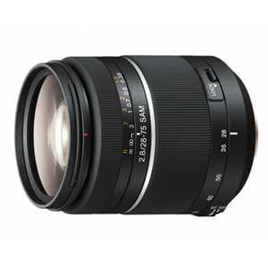 SONY αマウント交換レンズ SAL2875
