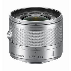 ニコン レンズ ニコン 1 NIKKOR VR 6.7-13mm f/ 3.5-5.6 シルバー 1NVR6.7-13SL