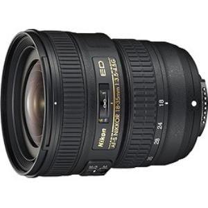 【クリックで詳細表示】Nikon レンズ AF-S NIKKOR 18-35mm f/3.5-4.5G ED