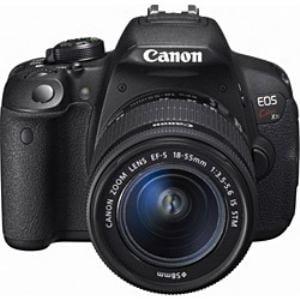 Canon デジタル一眼カメラ EOS Kiss X7i・EF-S18-55 IS STM レンズキット